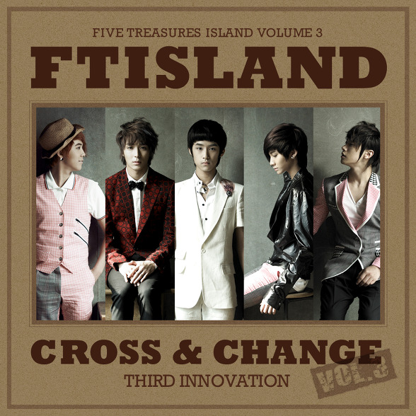 Cross & Change 앨범정보